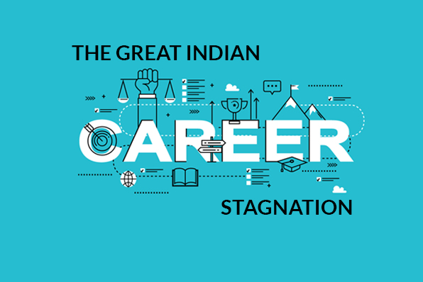 The great Indian career stagnation