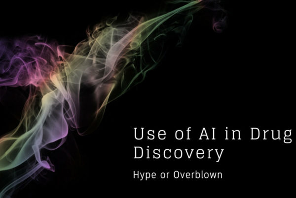 Use of AI in Drug Discovery